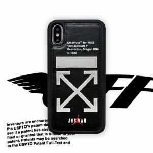 OFF-WHITE iphone xs max/xrケース