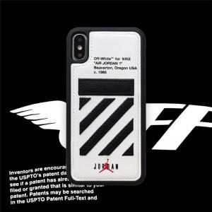 OFF-WHITE iphone xrケース