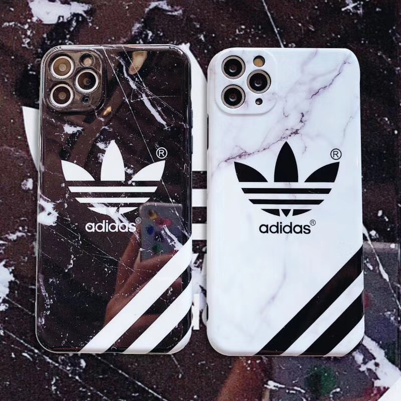 adidas iphone 11proケースペア