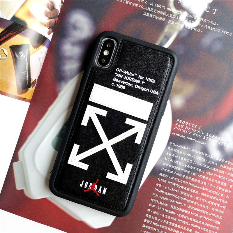 OFF-WHITE iphone xs maxケース
