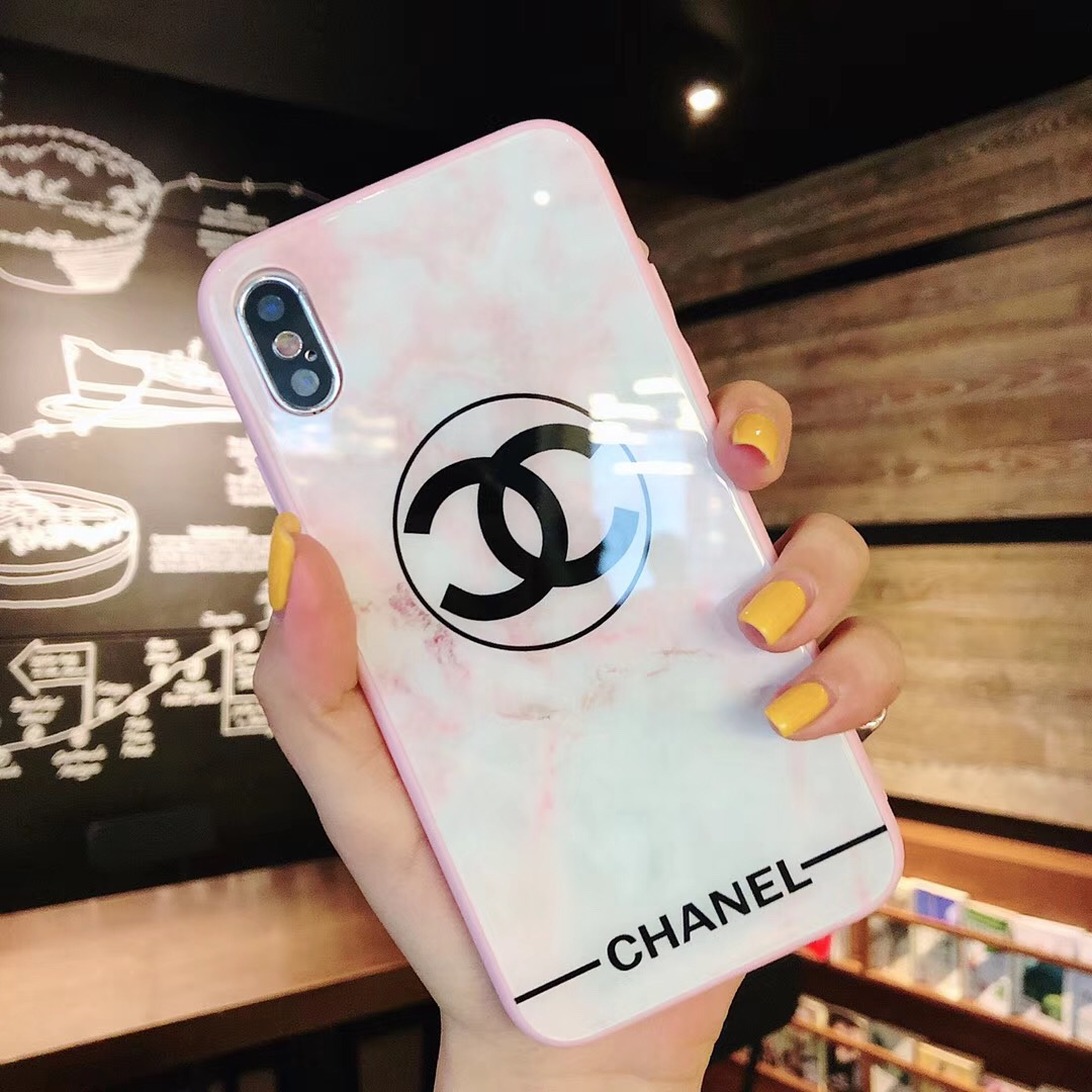 chanel iphone x ケース