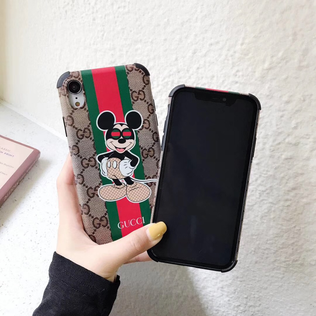 gucci iphone 11 proケース