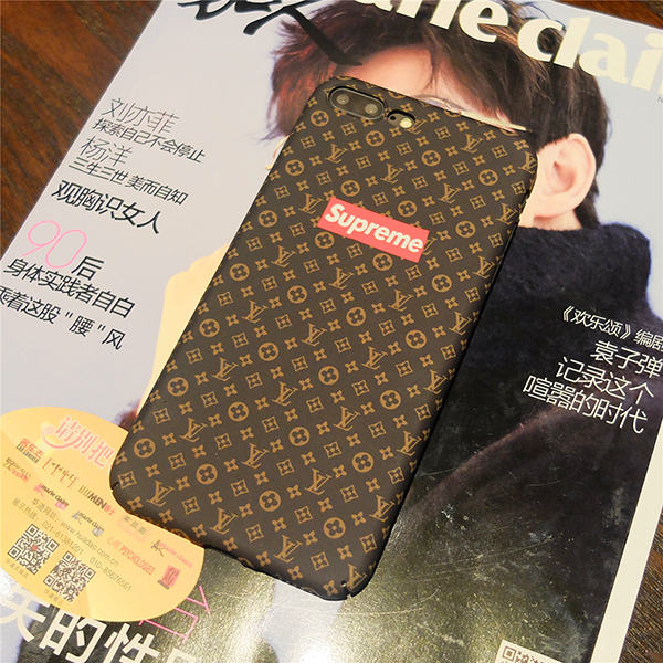 supreme lv Galaxy s9 ケース